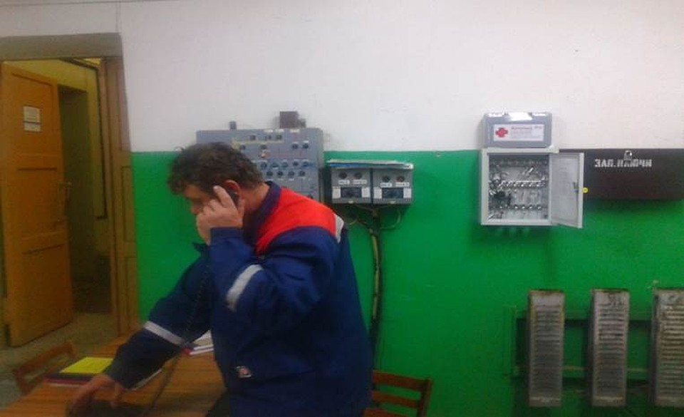 Неменее 9-ти тыс. граждан Тульской области остались без света
