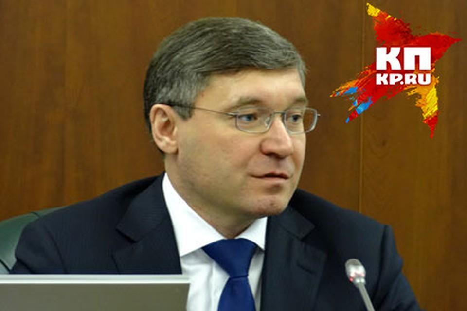 Якушев провел совещание антитеррористической комиссии впреддверии 1сентября
