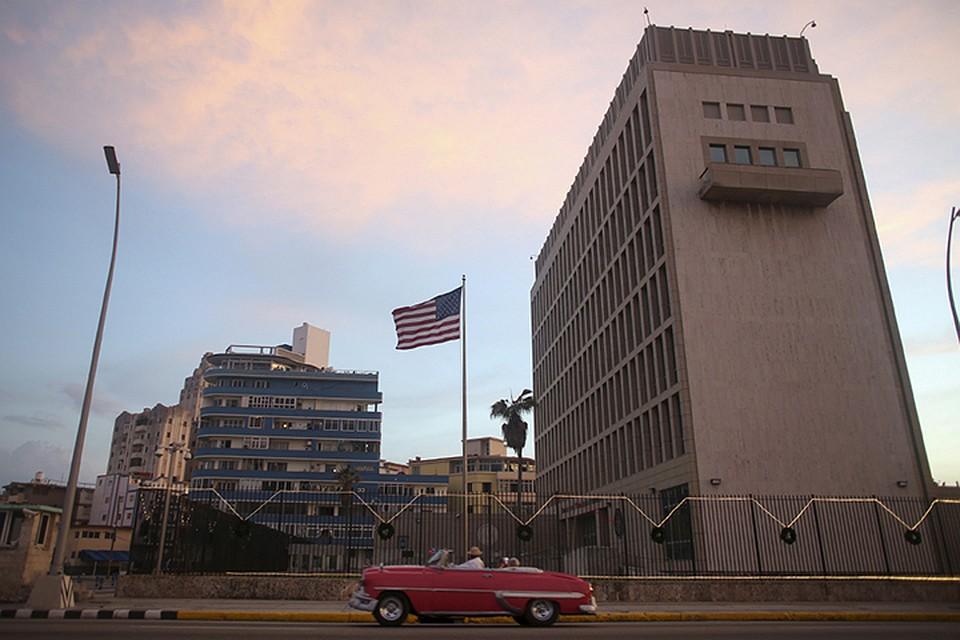 Госдеп сказал о 16 пострадавших наКубе американских дипломатах