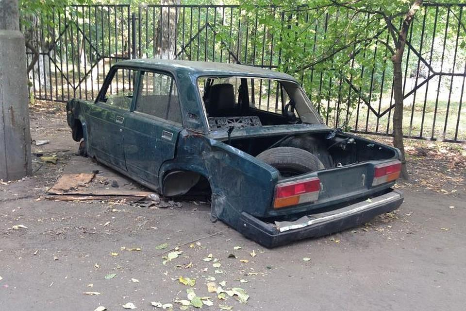 Лада 2107 возглавила русский сектор класса C — Вторичный рынок