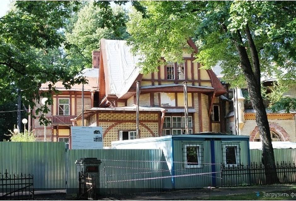ВПетербурге отреставрируют особняк Гаусвальд, известный пофильмам оШерлоке Холмсе