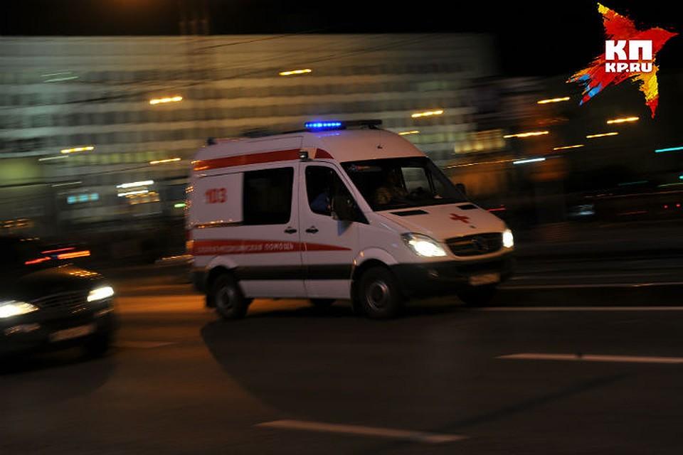 ВОмске пьяная пациентка сломала нос медработнику «скорой»