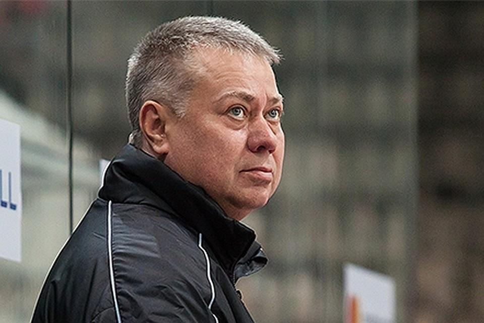Хоменко возглавил новокузнецкий «Металлург»