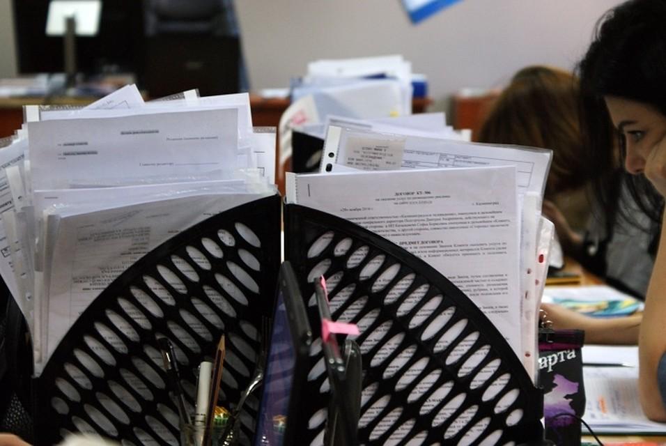 37% калининградцев испытывают стресс от огромного  объема работы