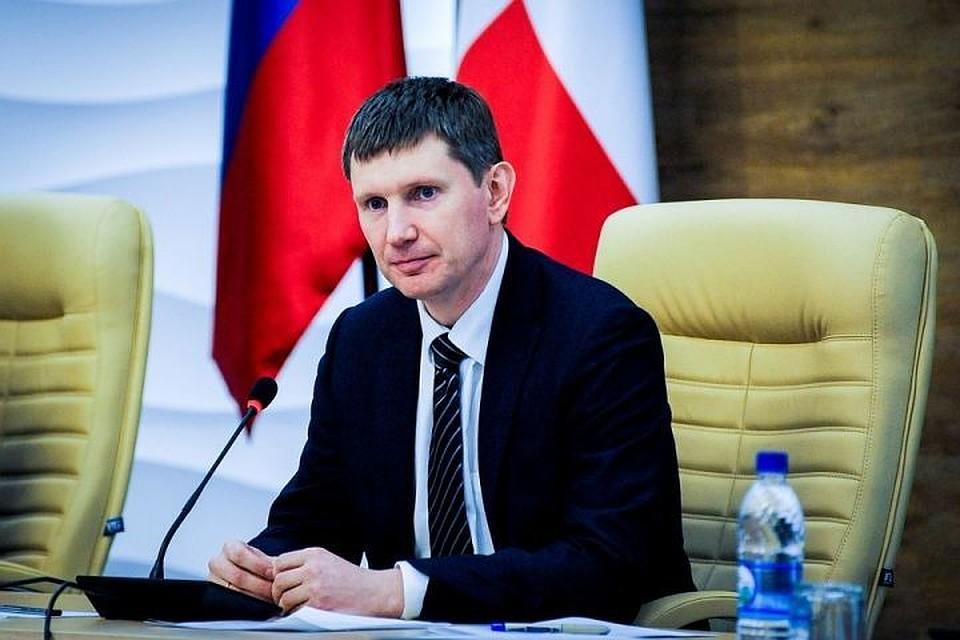 Губернатор Максим Решетников поменял первого зампреда руководства иминистра здравоохранения Прикамья
