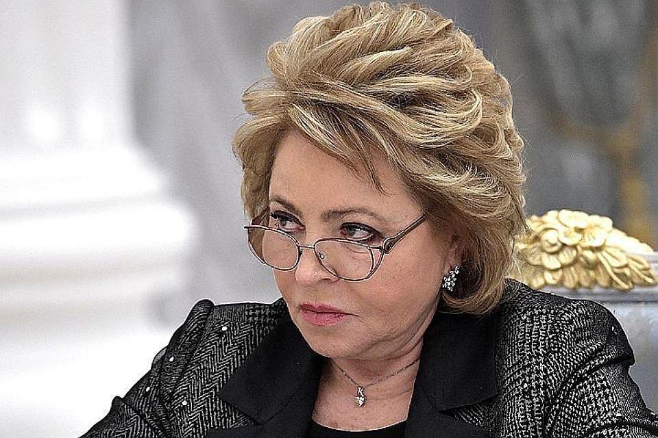 Матвиенко поведала Додону оперспективах отношений Российской Федерации сМолдавией