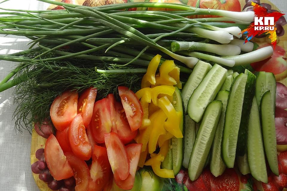 Вклинцовской школе родителей просили приносить овощи для ученических обедов