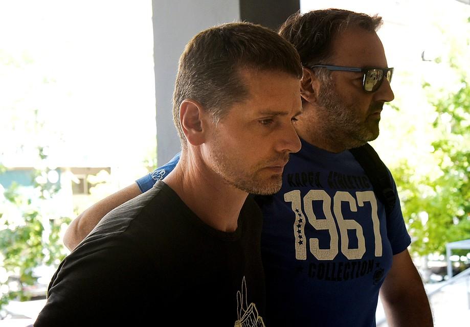 Москва запросила экстрадицию арестованного вГреции жителя России Винника
