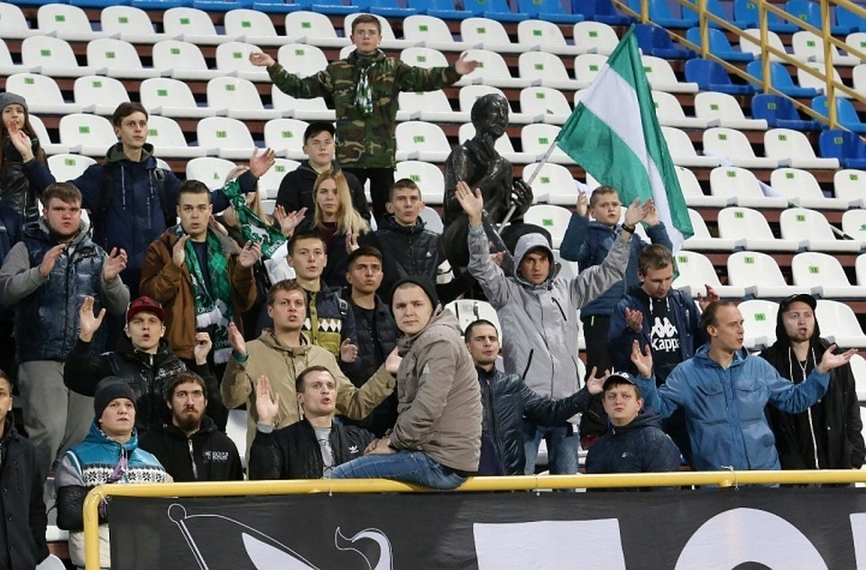 «Томь» выбила «Краснодар» изКубка РФ