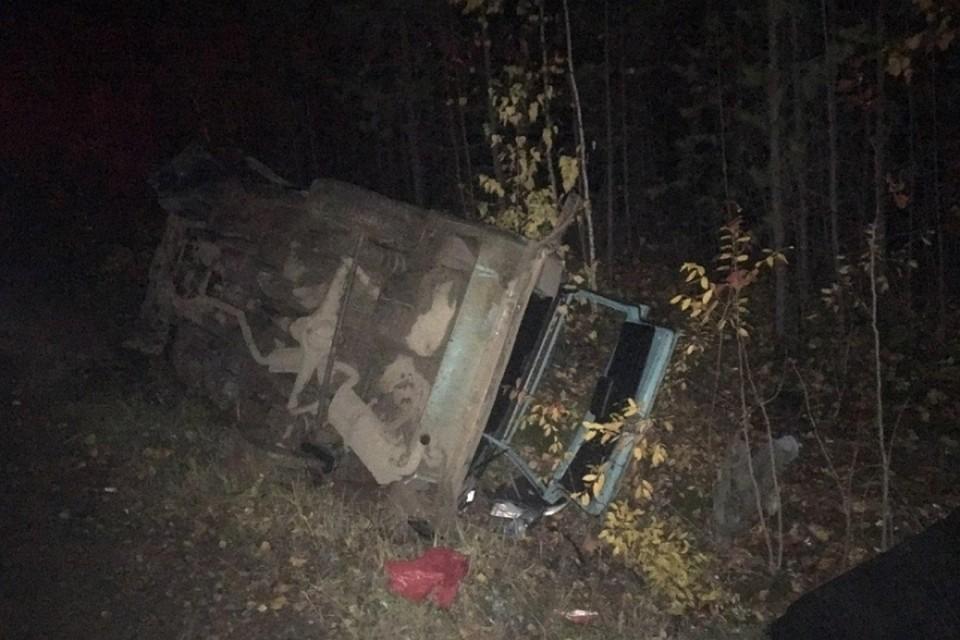 Двое детей пострадали повине нетрезвого отца вДТП вИркутской области