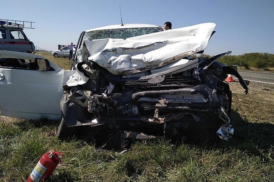Погоня за автомобилем в ставрополе закончилась дтп с двумя погибшими