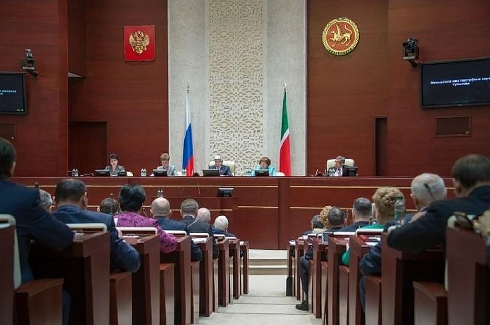 Народные избранники назначили членов ЦИК РТ
