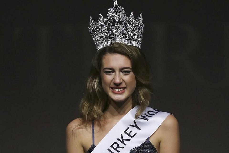 Победительницу конкурса «Мисс Турция-2017» лишили титула