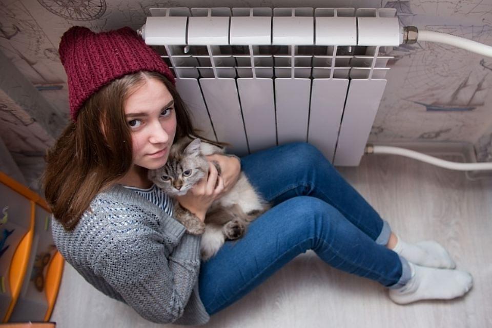 Отопление вжилые дома Челябинска начнут подавать всреду, 27сентября