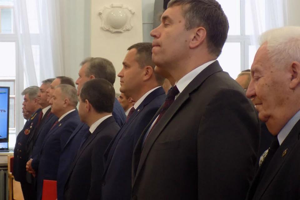 Губернатор Кировской области представил претендентов надолжности вобновленном руководстве