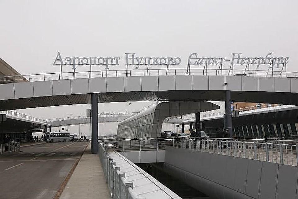 В «Пулково» пассажир рейса наДюссельдорф похитил сумку упожилого петербуржца