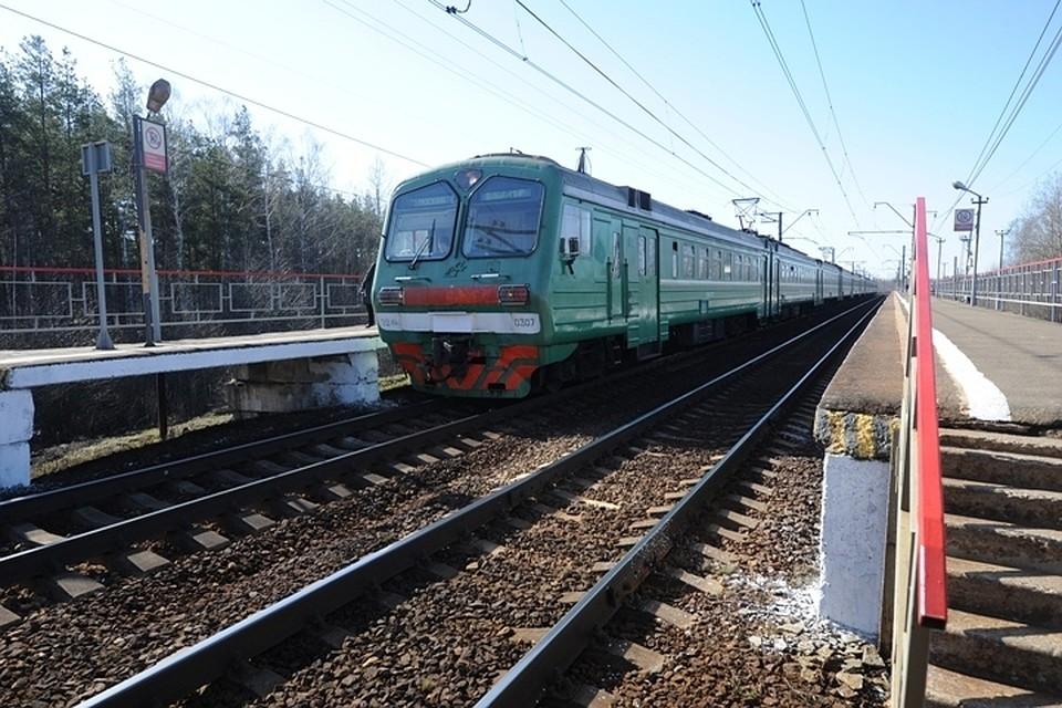 Пенсионерка погибла под поездом встанице Брюховецкой Краснодарского края