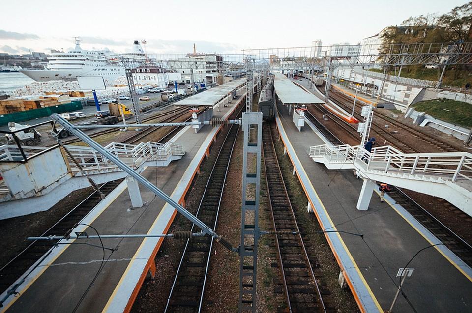 ВПриморье двое несовершеннолетних погибли под колёсами поезда
