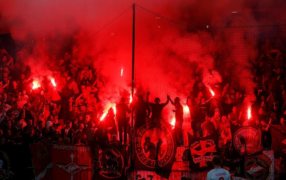 Матч Спартак— Ливерпуль: дублеры жителей столицы победили вЮношеской лиге УЕФА 2:1
