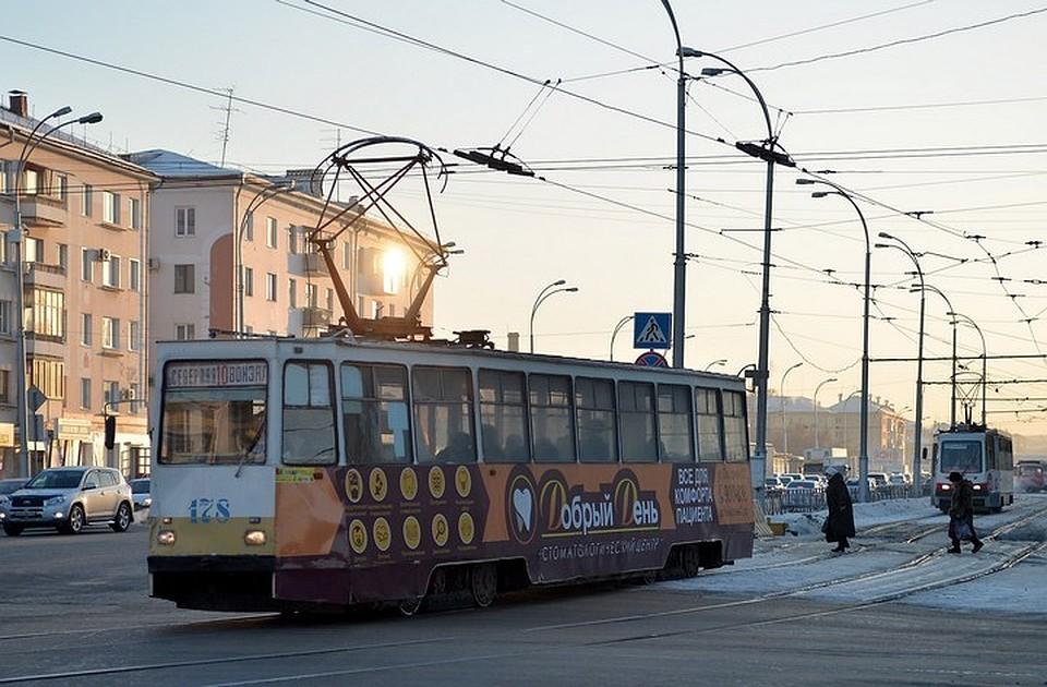 Проезд вобщественном транспорте для пожилых людей Кузбасса будет бесплатным