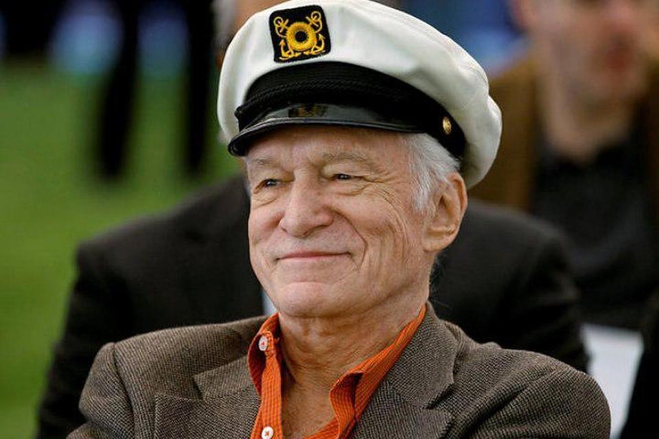 Скончался основатель Playboy Хью Хефнер