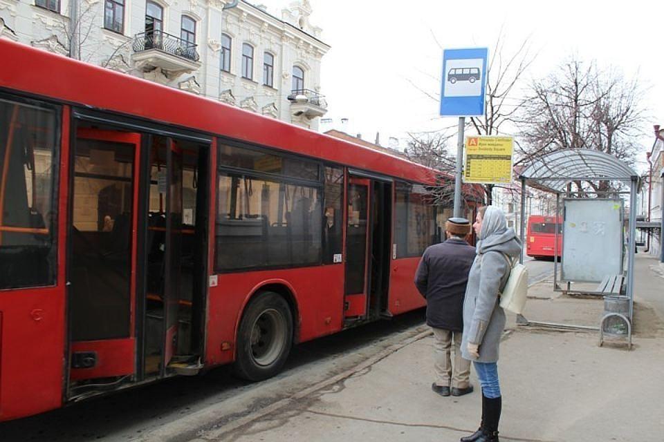 Студенты смогут ездить изКазани вЧелны нальготном автобусе