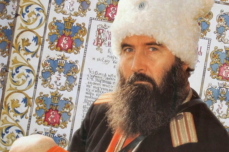 Ушел изжизни солист Кубанского казачьего ансамбля Геннадий Черкасов