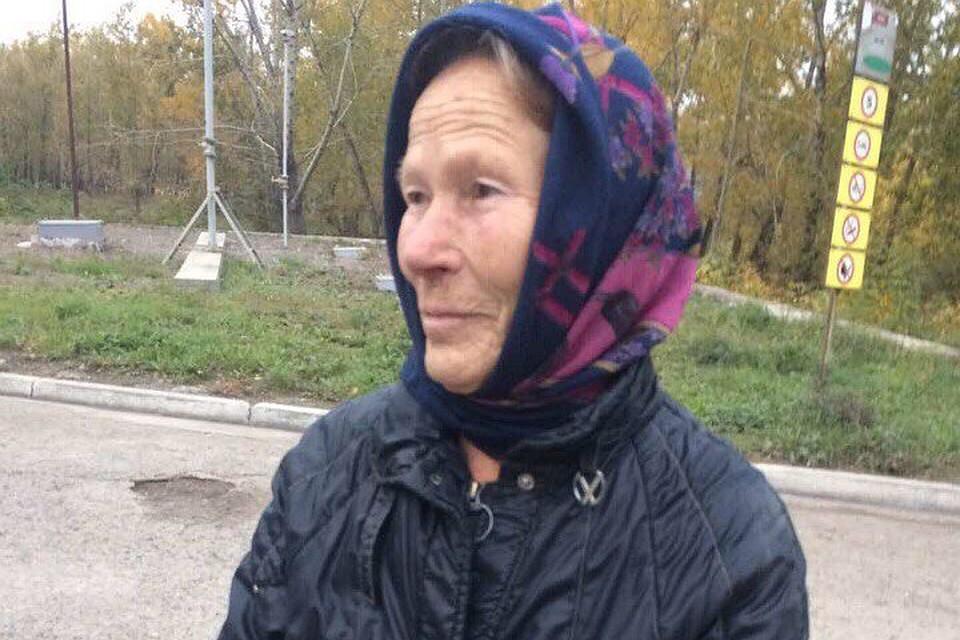 ВКрасноярске после ДТП таинственно пропала престарелая женщина