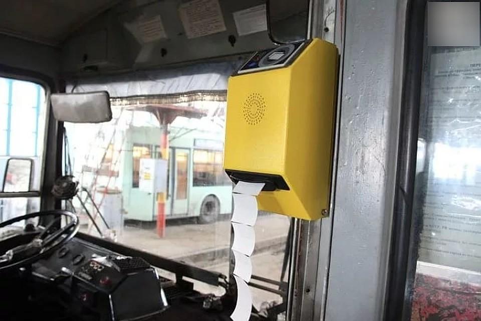Шофёр автобуса, отключивший валидатор, оштрафован