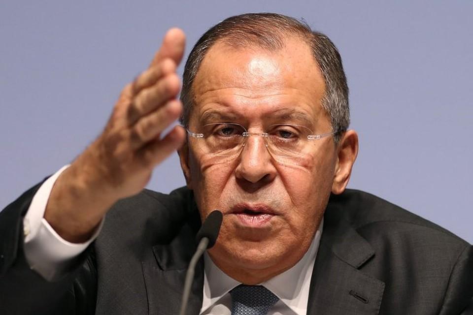 Лавров: Отношения США сРоссией завел в«искусственный тупик» Обама