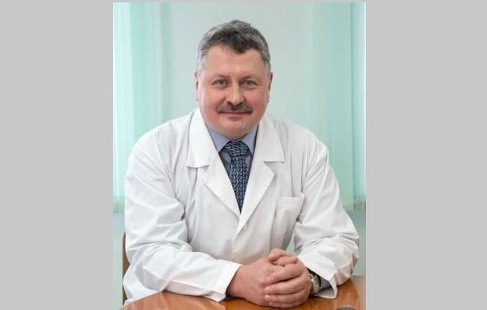 Назначен новый главный врач Кемеровской областной клиники