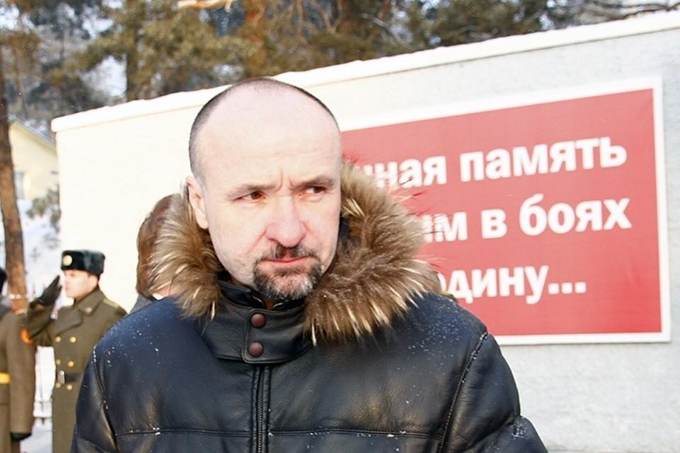 Путин оставил вдолжности обвинителя Красноярского края
