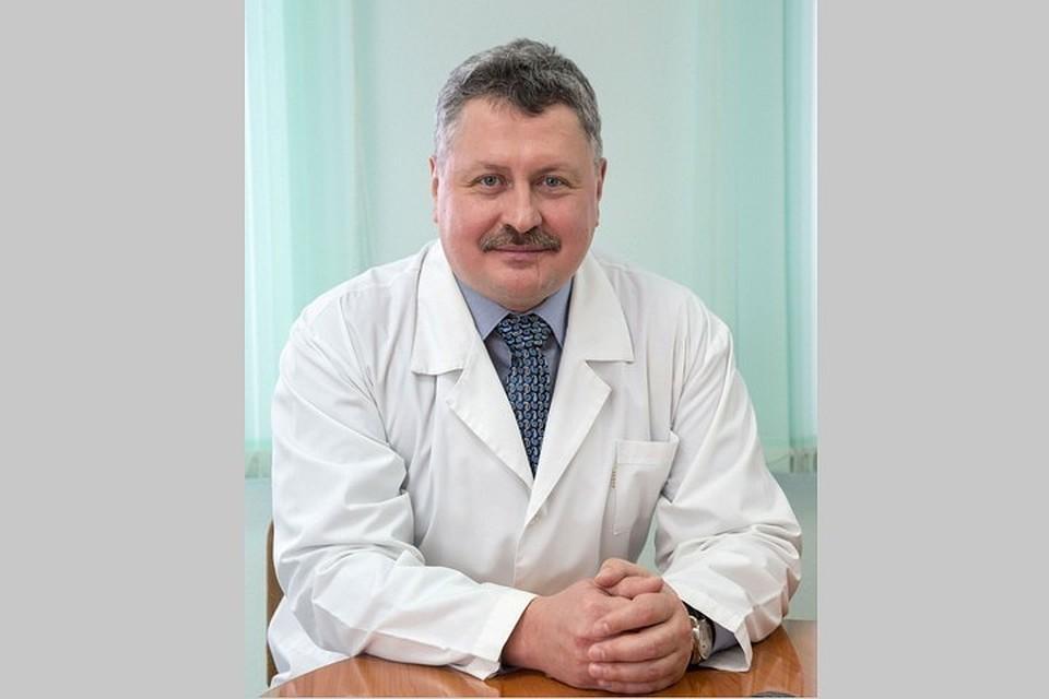 ВКемеровской областной медицинской клинике назначили нового главврача