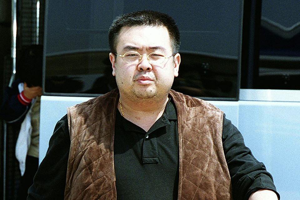 Рубашка подозреваемой вубийстве брата Ким Чен Ына была пропитана ядом— специалисты
