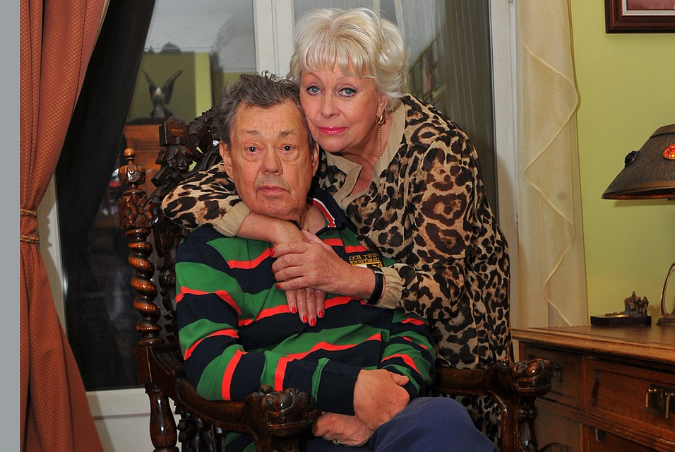Супруга нездорового раком Караченцова поведала оего состоянии