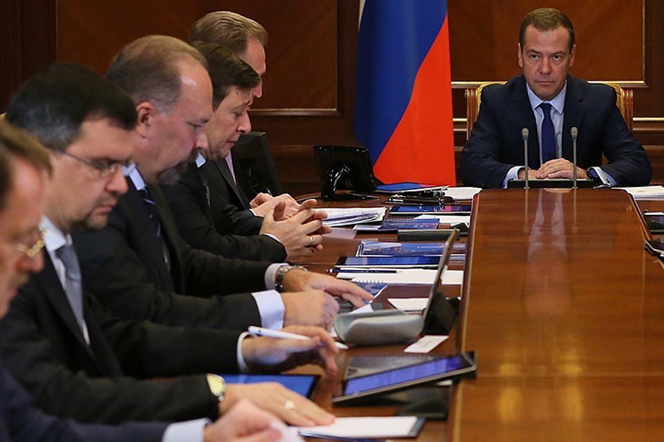 Медведев поручил Минэнерго заключить соглашение сПакистаном опоставках газа