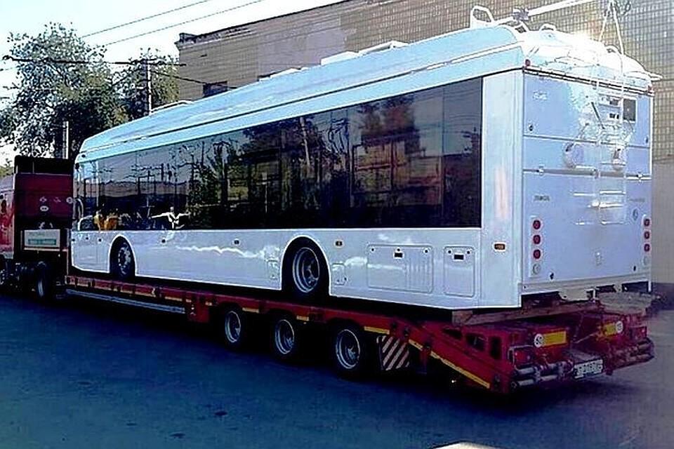ВВолгограде поставлен рекорд проезда троллейбуса «без рогов»