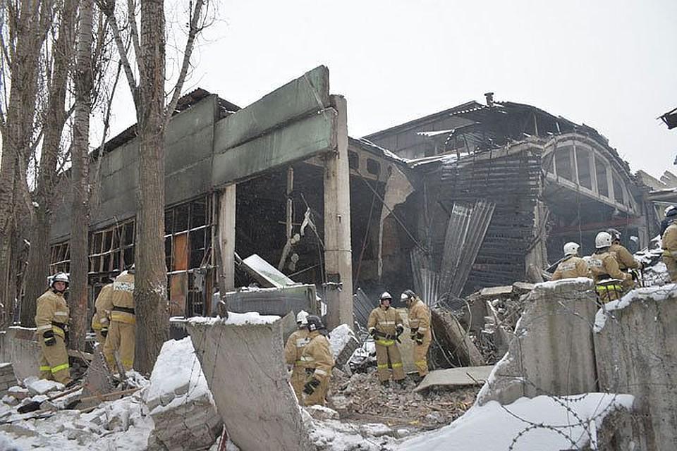 Воронежец ответит всуде завзрыв всауне вЛевобережном районе