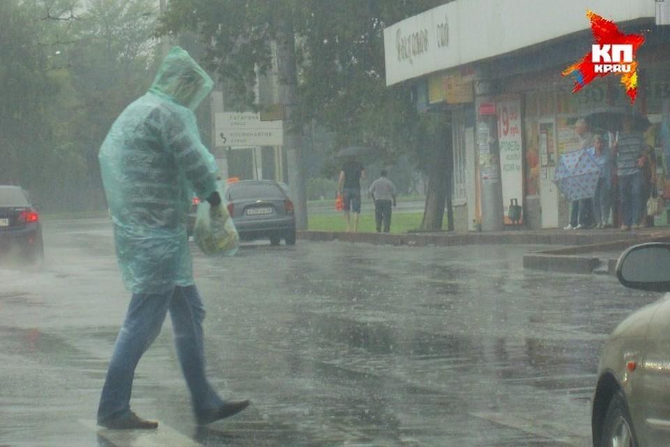 Всреду вТатарстане вероятны дожди— Гидрометцентр
