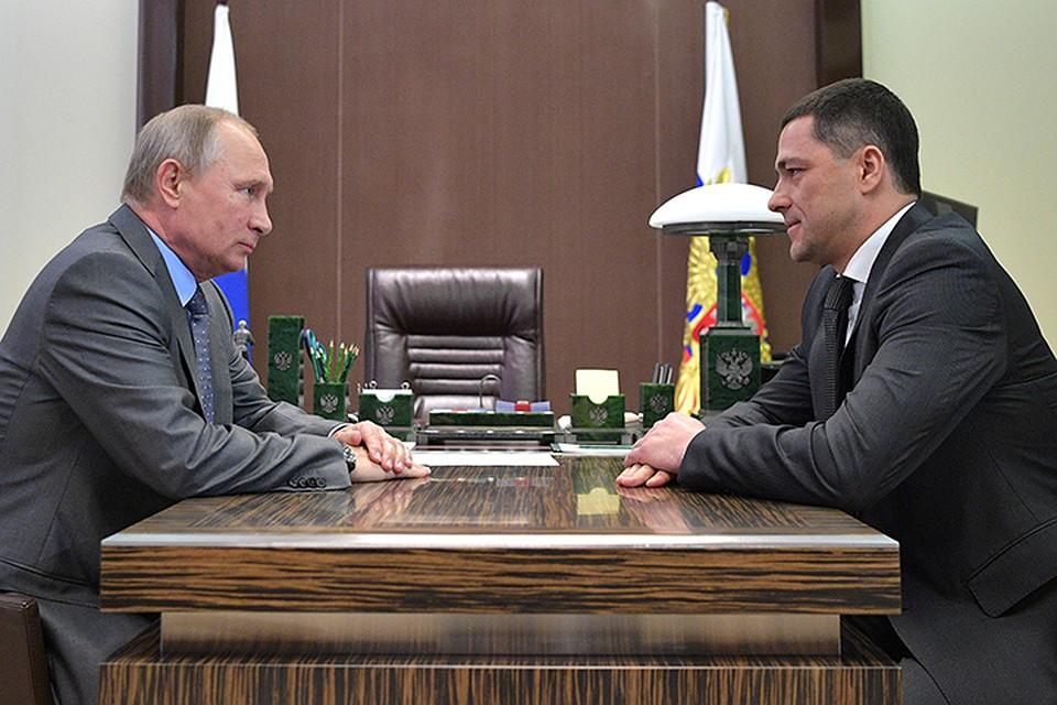 Уже одиннадцать: Путин сократил псковского губернатора Андрея Турчака