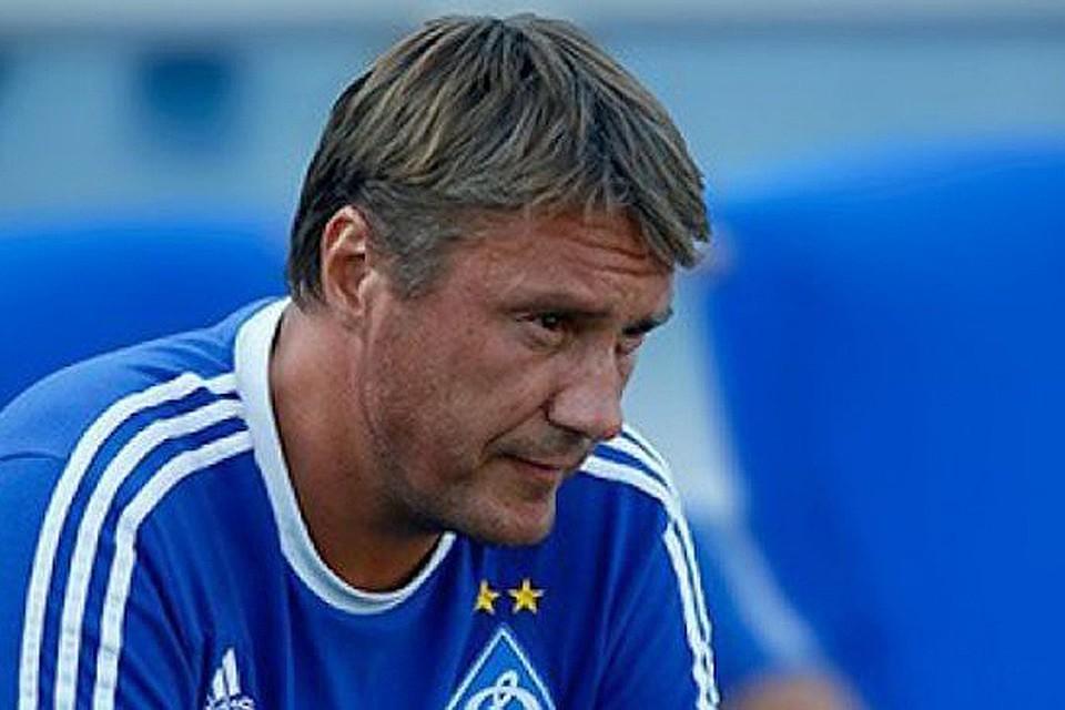 Белорусский футболист стал лучшим тренером вгосударстве Украина