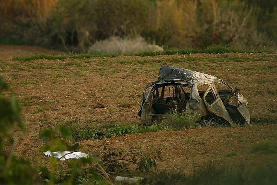 ВЕврокомиссии назвали смерть журналистки наМальте заказным убийством