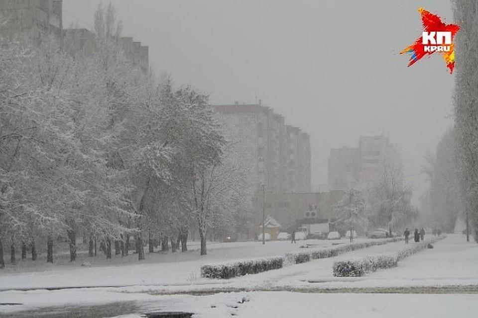 Гидрометцентр предупреждает омокром снеге сдождем вконце рабочей недели ивыходные