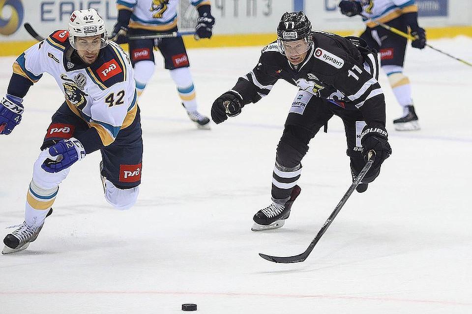 «Трактор» обыграл «Сочи» вгостевом матче постоянного чемпионата КХЛ