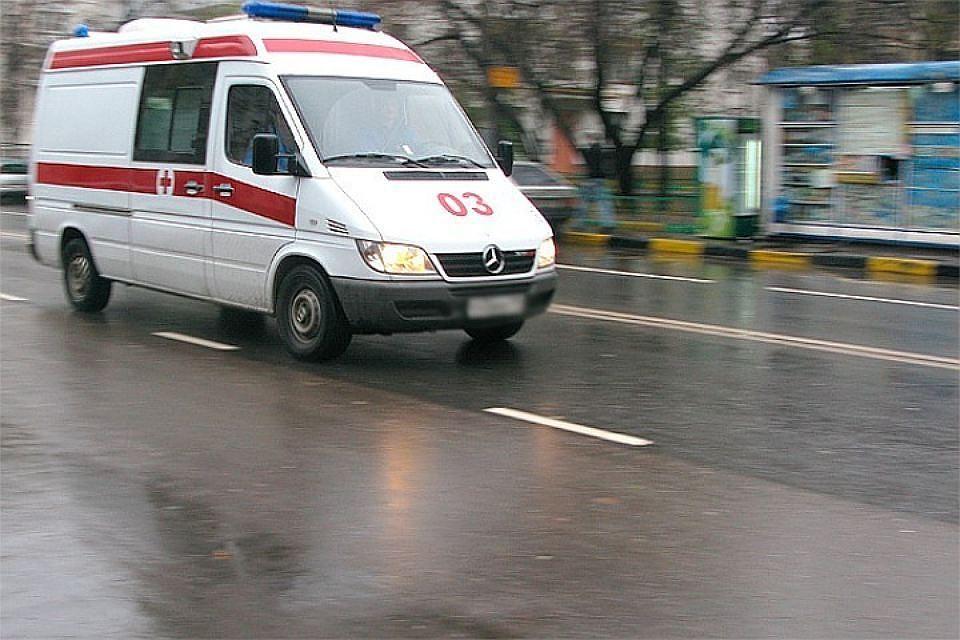ВВыборгском районе «скорая» сбила девятилетнего ребенка напешеходном переходе