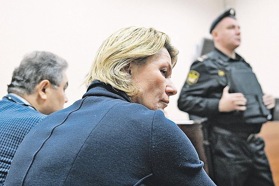 Экс-глава России баскетбола Аникеева пропала вдень вынесения вердикта