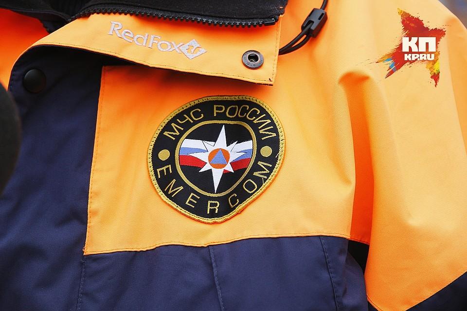 Двух человек спасли вовремя шторма наИркутском водохранилище