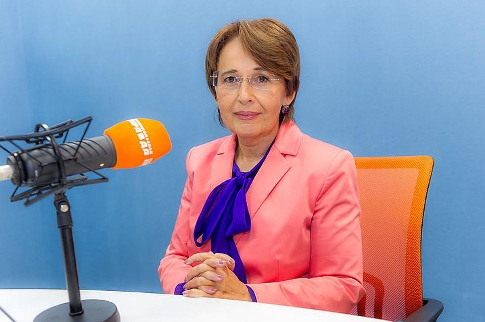 Оксана Дмитриева готова участвовать ввыборах президента отПартии роста