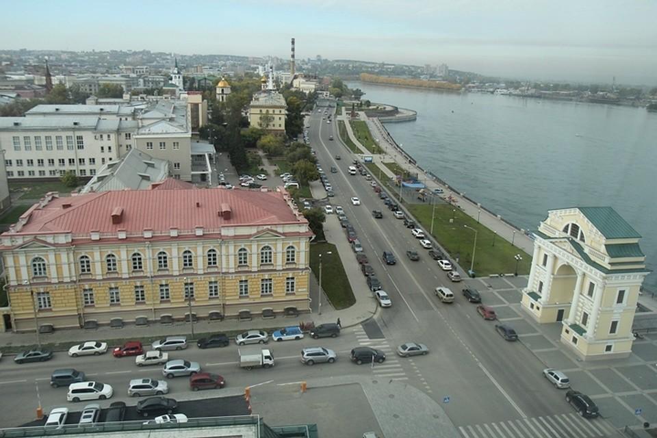 ВИркутской области продолжает сокращаться количество постоянных граждан