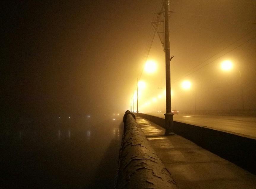 Туман вмешался вработу омского аэропорта